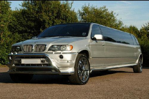 Limo Hire Bmw X5 Limousine Hire