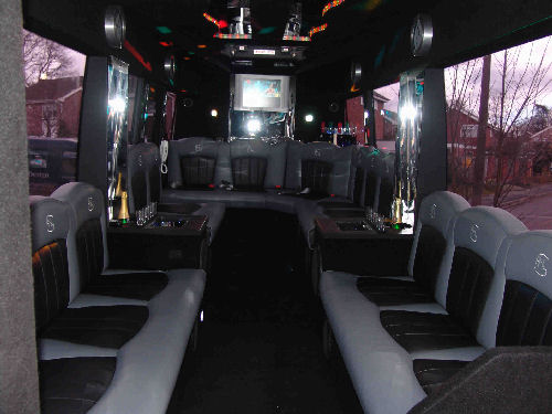 Limo Hire Party Bus Limousine Hire