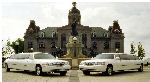 Chauffeur stretch white Lincoln limo hire in Nottingham, Derby, Leicester, Birmingham Leeds, Bradford, Nottinghamshire, Derbyshire, West Yorkshire, South Yorkshire Midlands.